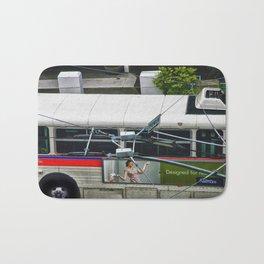 Electric Bus Bath Mat