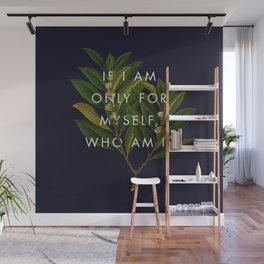 The Theory of Self-Actualization II Wall Mural