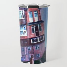 Hotel of the Slow Death - Harrow - London Travel Mug