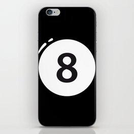 8 ball iPhone Skin