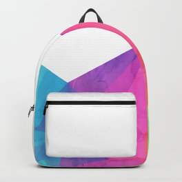 Fractal Rainbow Backpack