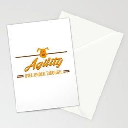 Agility Stationery Cards