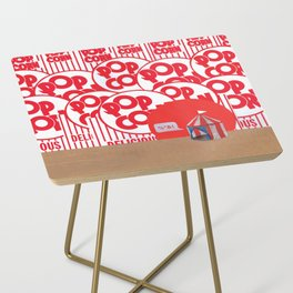 Not My Circus Side Table