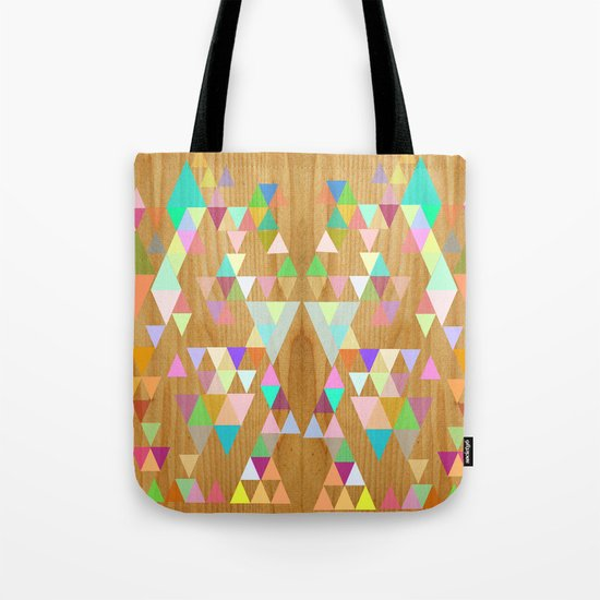 Things fall into place Tote Bag
