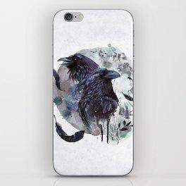 Full Moon Fever Dreams Of Velvet Ravens iPhone Skin