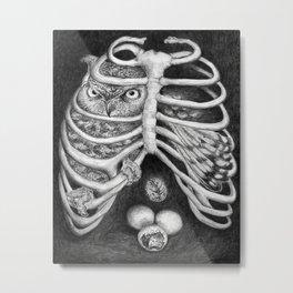 Alchemist's Cage Metal Print