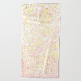 ebru Beach Towel