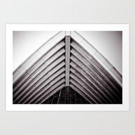 Sydney Opera House 3 Art Print