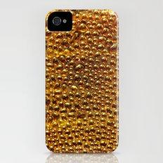 bubbles iPhone (4, 4s) Slim Case