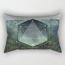 The Sacred Wood Rectangular Pillow