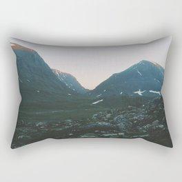Northern Lappland Rectangular Pillow