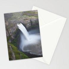 Palouse Falls at Sunrise Stationery Cards