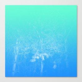 Sea Breeze Forest Canvas Print