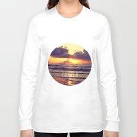 carpe diem Long Sleeve T-shirts featuring Carpe Diem by Libertad Leal Photography