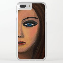 Emotion Clear iPhone Case