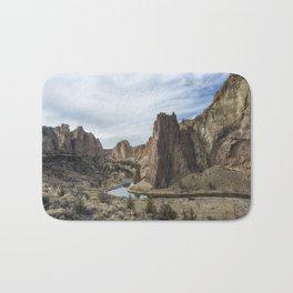 Between a Rock and a Hard Space Bath Mat