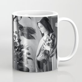 The Little Flower - St. Therese of Lisieux Coffee Mug