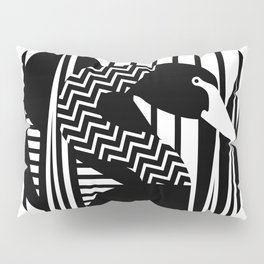 black swan Pillow Sham