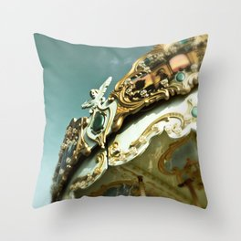 Childhood Dream Throw Pillow