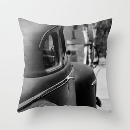Simple Times 3 Throw Pillow