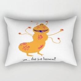All eyes on us Rectangular Pillow