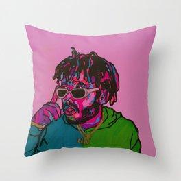 LIL UZI Throw Pillow