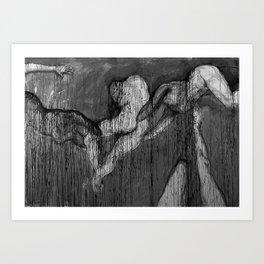 Caso I Art Print