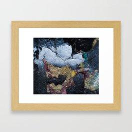 Ubiquity/Remorse Framed Art Print