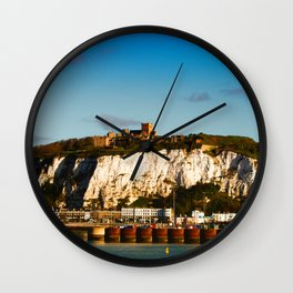 Port of Dover Wall Clock