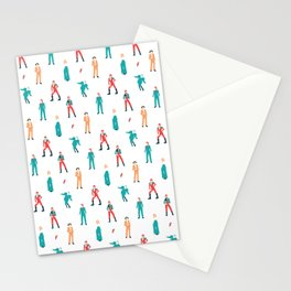 The Land of Bowie Stationery Cards