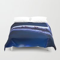 starfish Duvet Covers featuring Starfish by Robert Payton