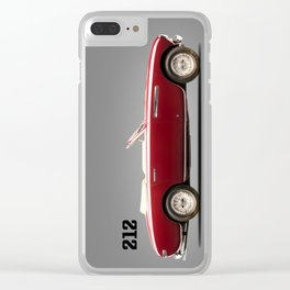 The 212 1951 Clear iPhone Case