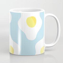 Blue Eggie Coffee Mug