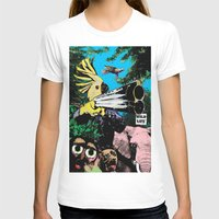 wildlife T-shirts featuring Wildlife by Pierre-Paul Pariseau