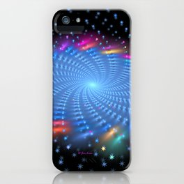 Starry Gnarly iPhone Case