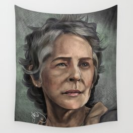 The Monsters Will Come. Wall Tapestry
