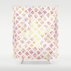 Day 004: Margot's Daily Pattern Shower Curtain