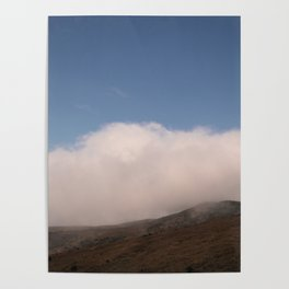 Take me to the clouds above Poster