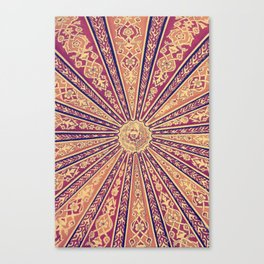 mosque2 Canvas Print