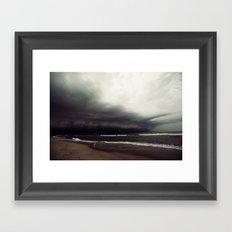 storm2 Framed Art Print