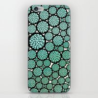 huebucket iPhone & iPod Skins featuring Blooming Trees by Pom Graphic Design