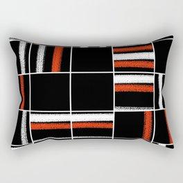 Zen tartan Rectangular Pillow