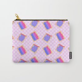 Bi Pride Tarts Carry-All Pouch