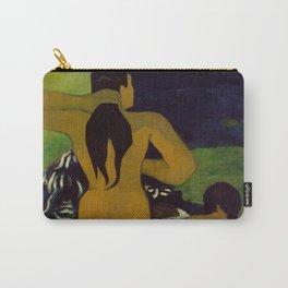 "Paul Gauguin ""Tahitian Women Bathing"" Carry-All Pouch"