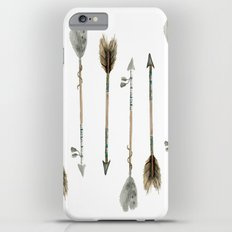 Watercolor fall arrows  iPhone 6 Plus Slim Case