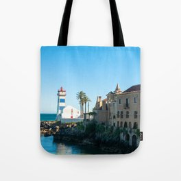 Santa Marta Lighthouse Tote Bag
