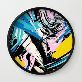 Ludo Wall Clock