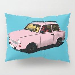 Trabant pink pop Pillow Sham