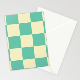 Classic Checker Laestrygonians Stationery Cards