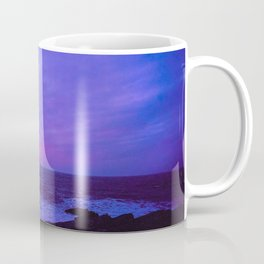 Dusk Light Leak Coffee Mug